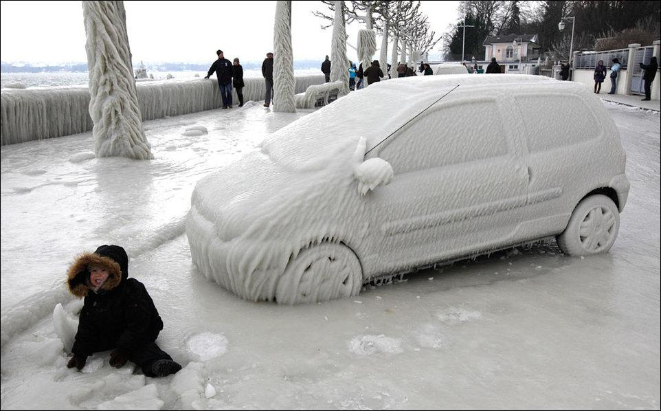 Малый ледниковый период. Тайны похолодания