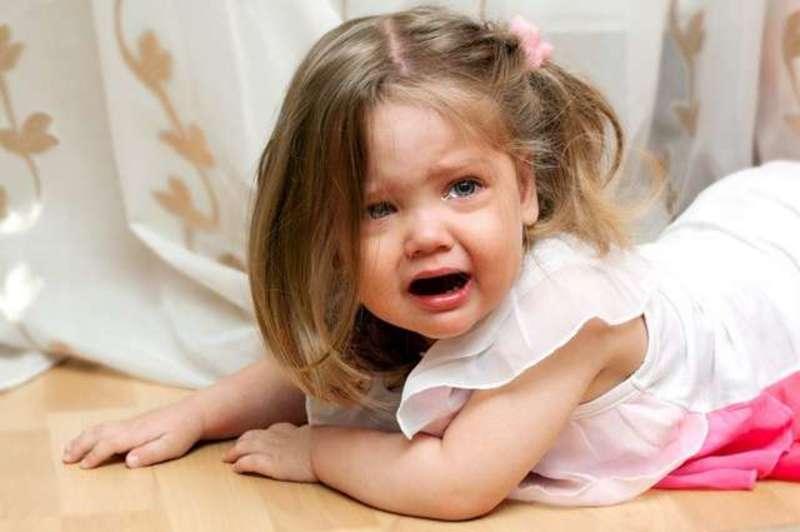 Заговорить неспокойного ребенка