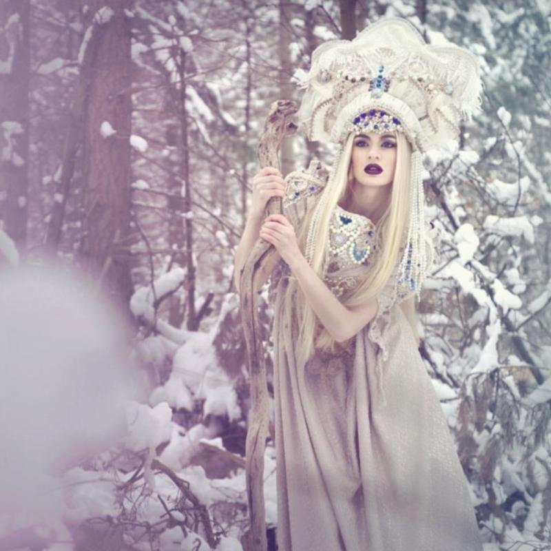 королева января