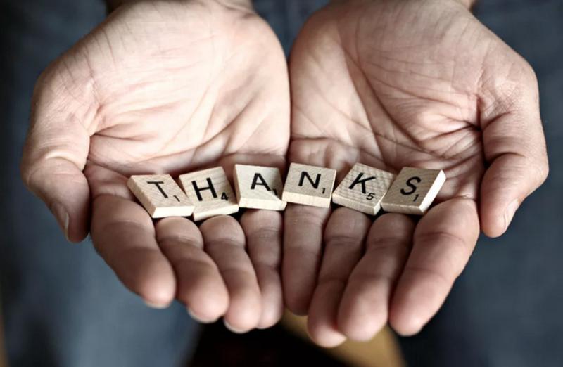 О пользе благодарности: почему так важно говорить «спасибо»