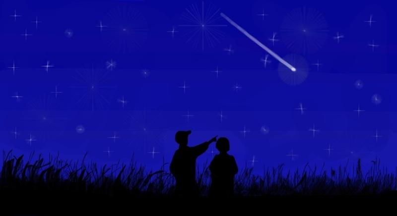 В декабре падают звезды: как загадать желание, чтобы оно исполнилось