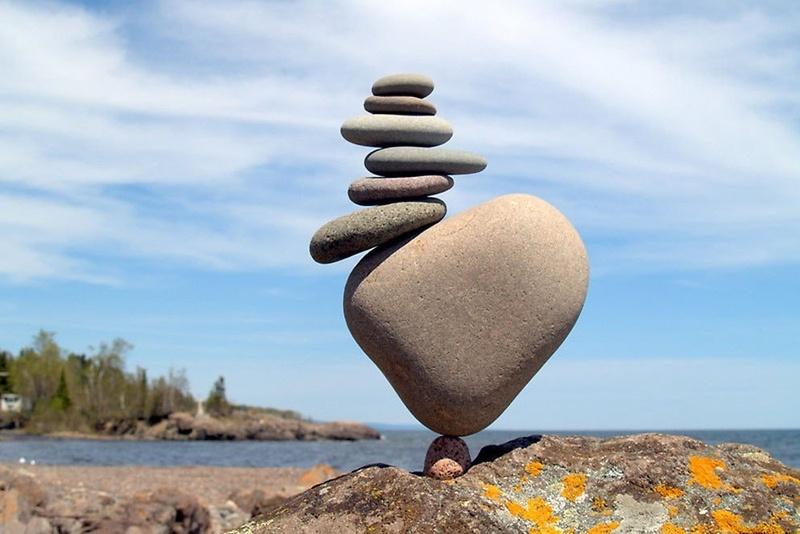Душевное равновесие: что это такое и как его обрести? Точка опоры