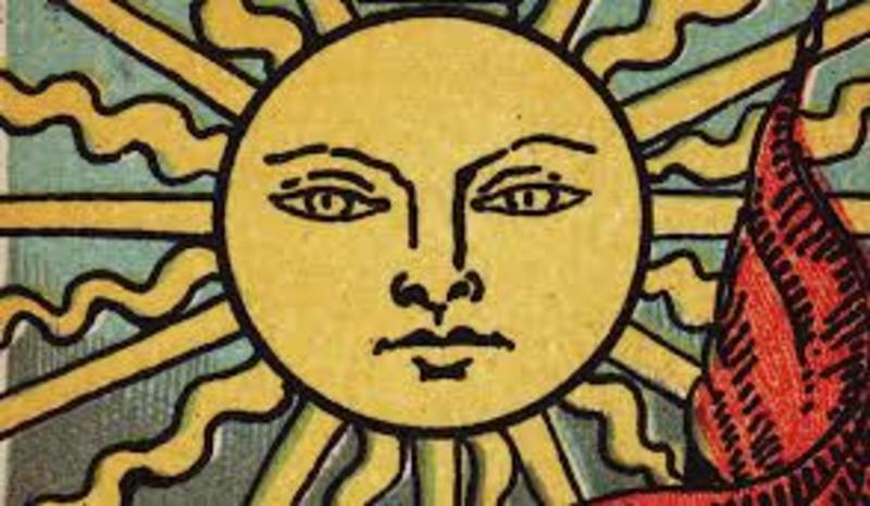 Солнце. Значение карты Таро
