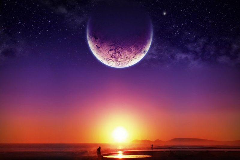 Острожно! Аспекты Луны в синастрии влияют на отношения