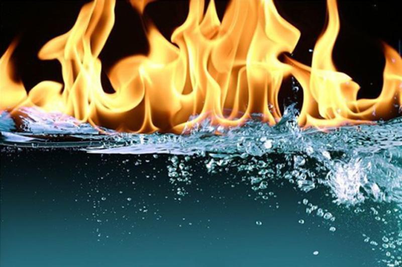 Три самые сильные чистки энергетики: солью, огнем и водой