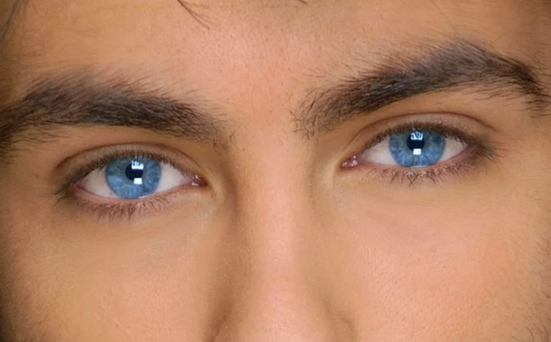 Что форма глаз расскажет о характере мужчины