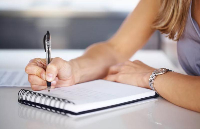 4 типа мыслей, которые стоит записывать каждый день