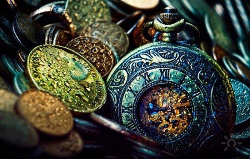 Ритуал на Полную Луну «Чаша богатства»