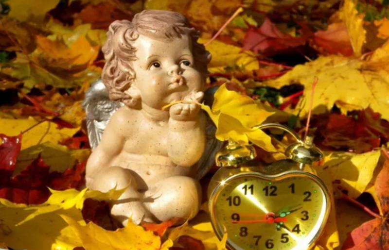 Часы ангела на сентябрь 2021 года