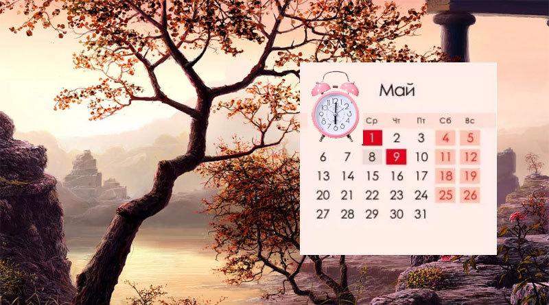 Благоприятные дни в мае 2019: фаза Луны, счастливые дни для всех знаков Зодиака