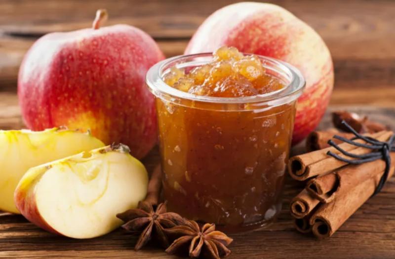 А вы уже сварили магическое яблочное варенье для привлечения удачи?