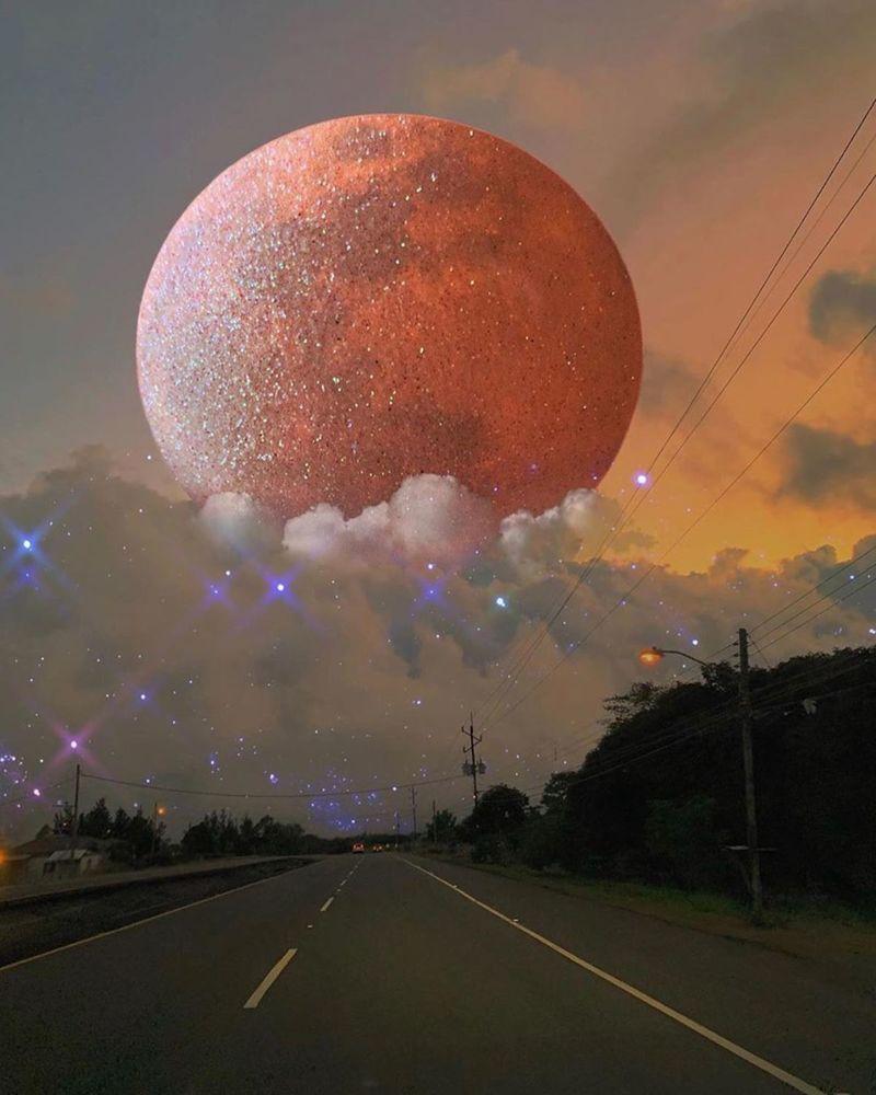 Обряды в лунное затмение