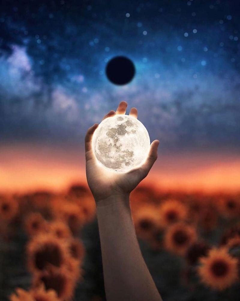 Выход из коридора затмений. Лунное затмение 10 января 2020 года