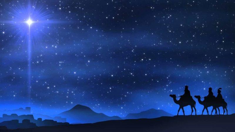 Когда восходит Вифлеемская звезда: где и как смотреть