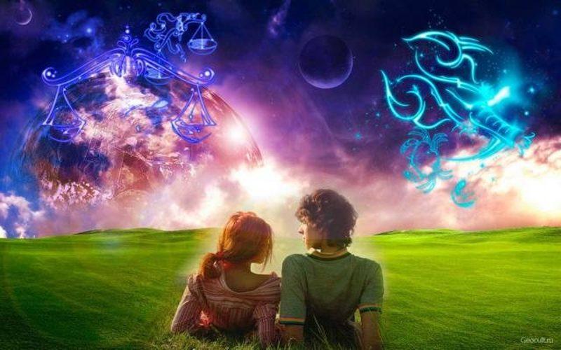 Астрологический прогноз на июль. Любовь и отношения