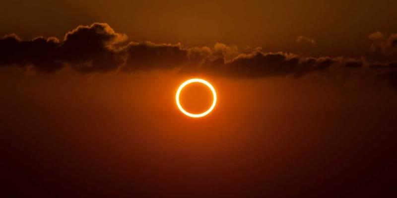 Когда будет солнечное затмение