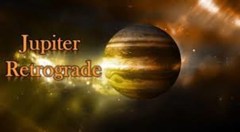 Ретроградный Юпитер в июле 2019 года