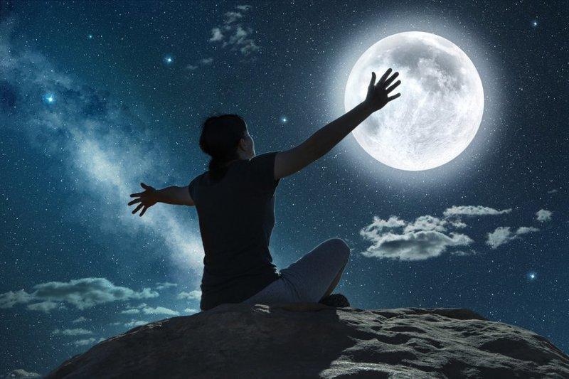 Точная дата, какого числа, когда Полнолуние в августе 2019, число, какого числа, когда Полная Луна