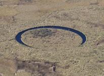 Ученые: Странный круглый остров у реки Парана может быть инопланетной базой