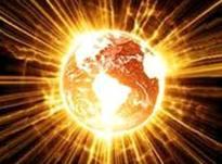 Врыв на Солнце и сильная магнитная буря сегодня