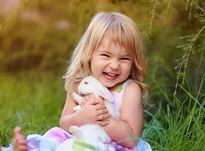 Ученые доказали, что счастливые дети становятся богатыми взрослыми