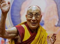 Далай-лама открыл секрет счастья!