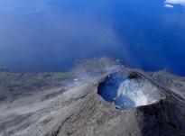 Аляска готовится к мощному извержению вулкана Кливленд