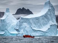 Глобальная угроза человечеству: «темная» зона в Гренландии!