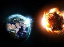 В день лунного затмения на Землю может упасть астероид