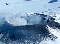 Исследователи обнаружили вулканы под главным ледником Антарктиды