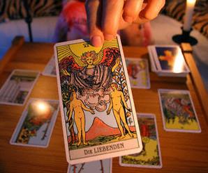 Расклад таро на отношения 3 карты мысли чувства подсознание